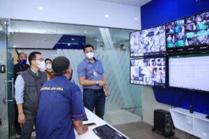 Proses Audit di Ruangan Kontrol dan CCTV